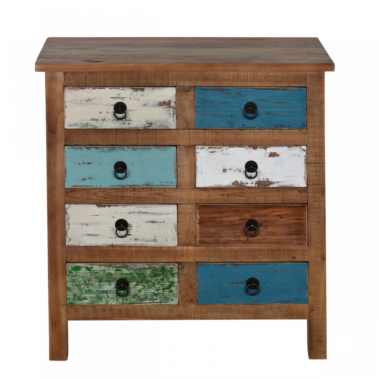 commode bois recycle maison design. Black Bedroom Furniture Sets. Home Design Ideas