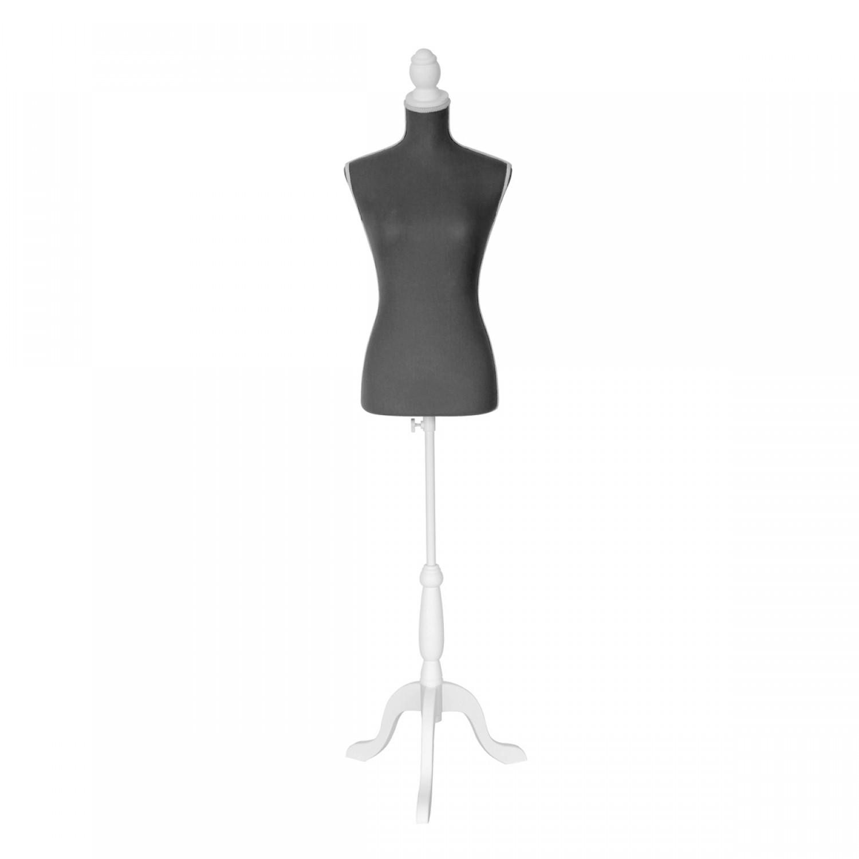 mannequin couture gris koya design. Black Bedroom Furniture Sets. Home Design Ideas