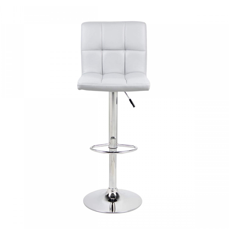 tabouret de bar manhattan gris lot de 2 koya design. Black Bedroom Furniture Sets. Home Design Ideas