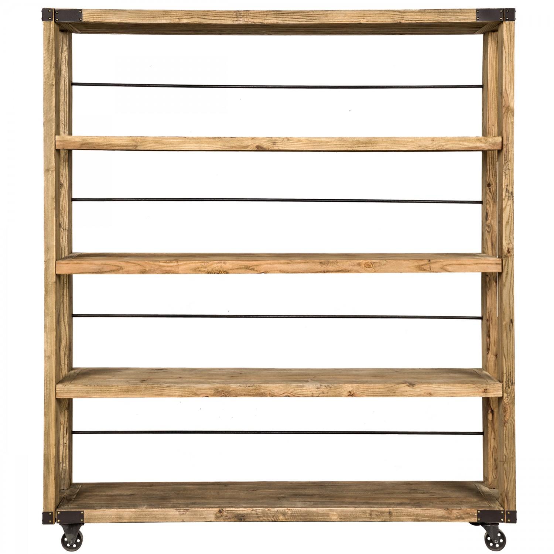 Etagère Belin en bois 4 niveaux