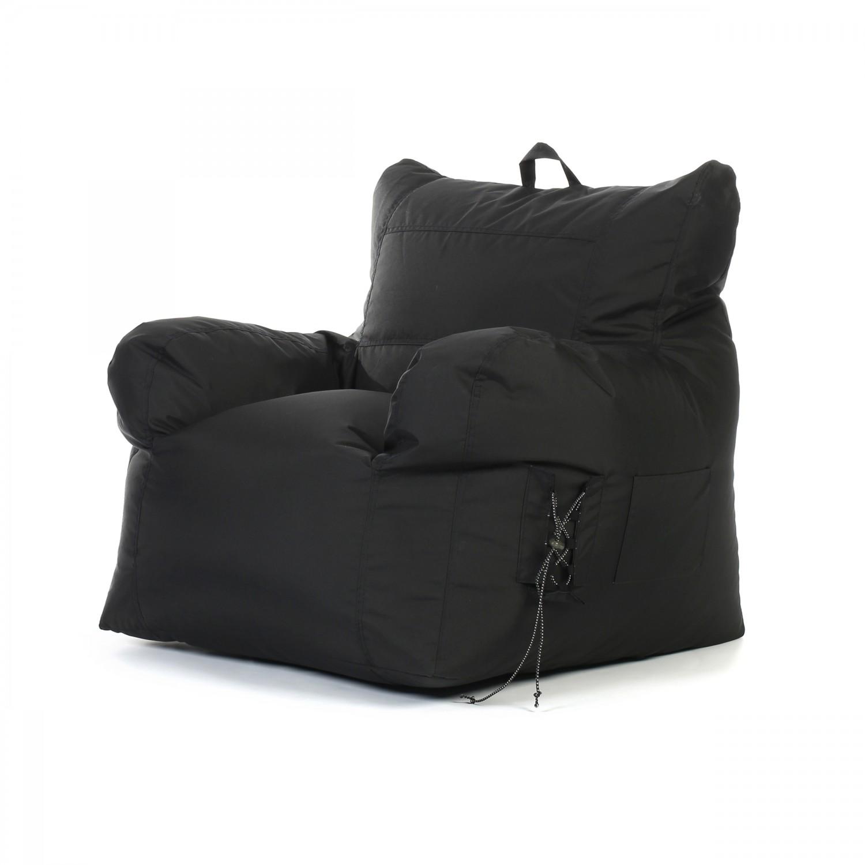 acheter fauteuil noir exterieur enfant