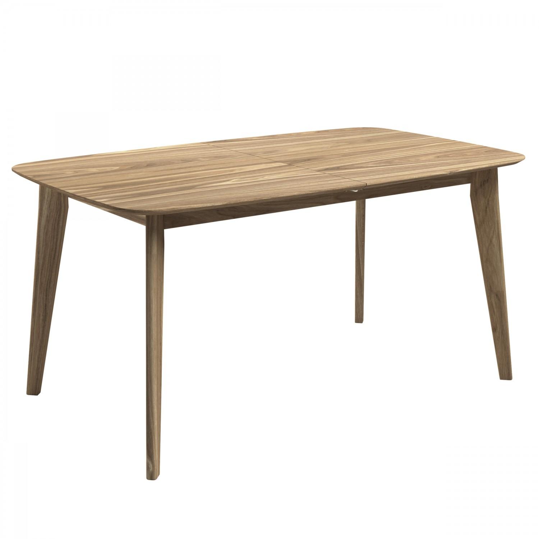 acheter table extensible bois clair