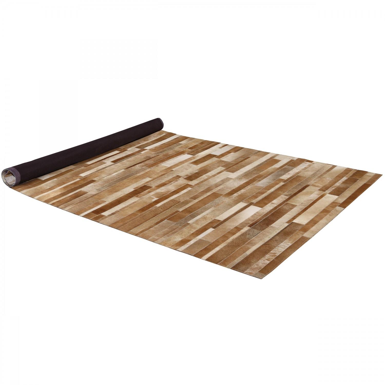 tapis peau de vache beige 160x230cm d coration koya design. Black Bedroom Furniture Sets. Home Design Ideas