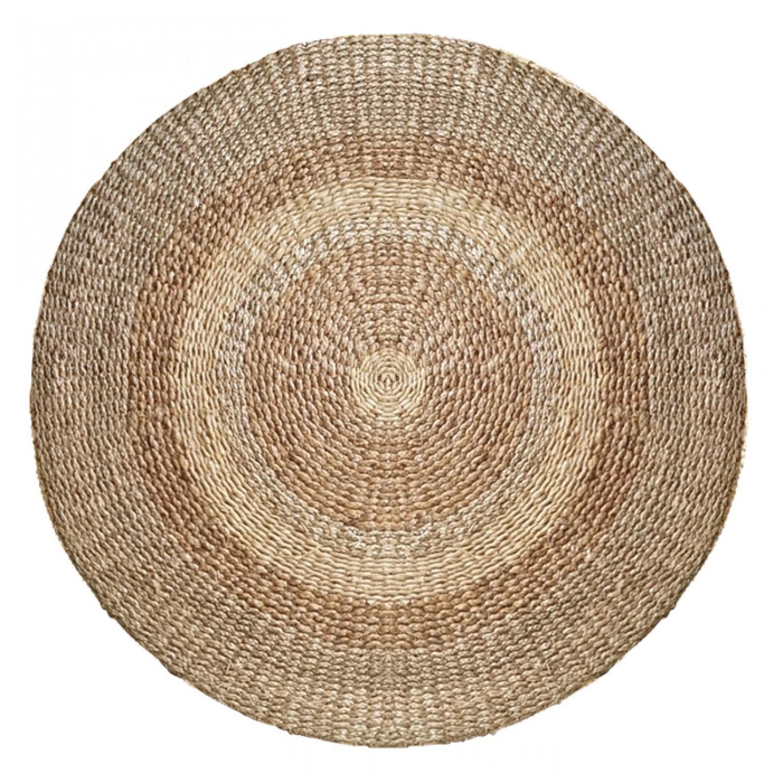 acheter tapis rond tresse 120 cm_1