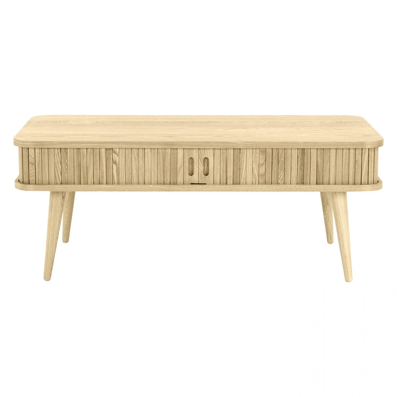 table basse talamanca en bois clair salon koya design. Black Bedroom Furniture Sets. Home Design Ideas