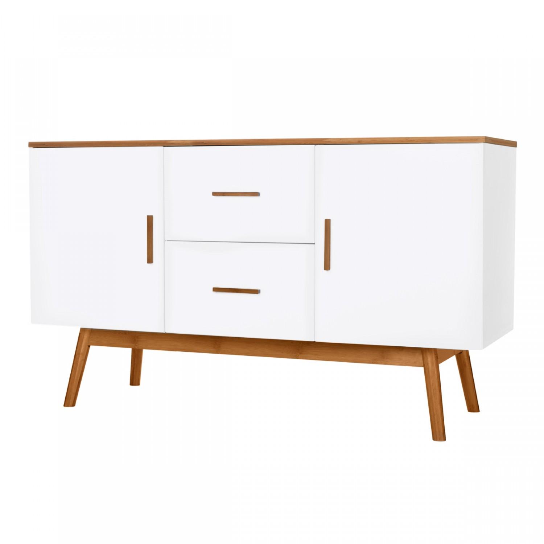 Buffet 2 portes 2 tiroirs Scandinave Koya design