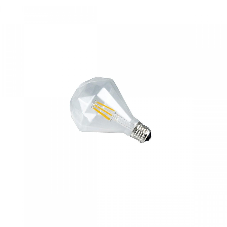 Ampoule prisme filament LED E27