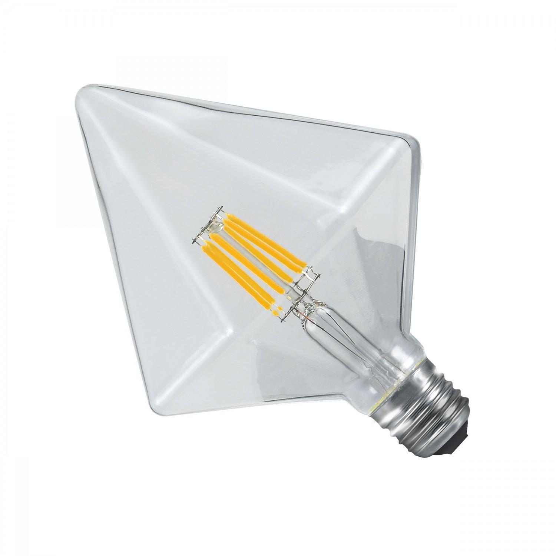 Ampoule diamant filament LED E27