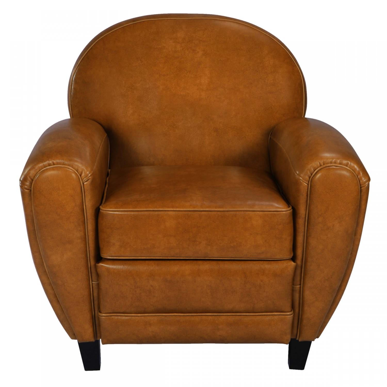 fauteuil club camel koya design. Black Bedroom Furniture Sets. Home Design Ideas