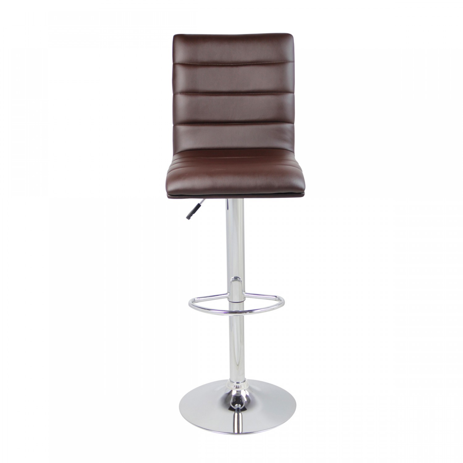 Tabouret de bar Jazzy marron (lot de 2)