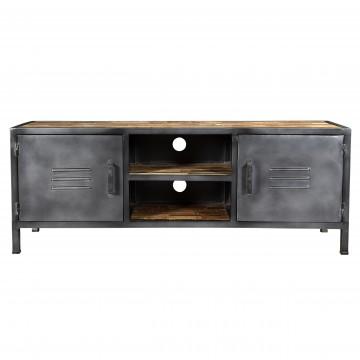 Rangements salon koya design for Acheter meuble tv design