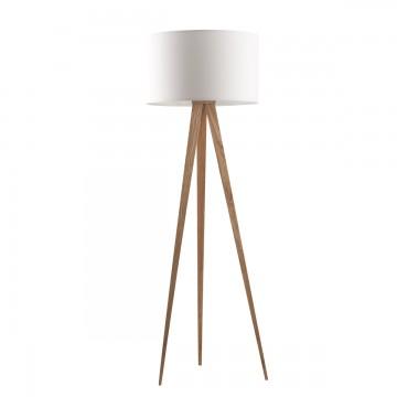 lampadaire tr pied bois metal k lla koya design. Black Bedroom Furniture Sets. Home Design Ideas